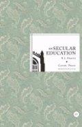 On Secular Education Paperback