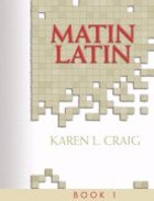 Student Text (#01 in Matin Latin Series)