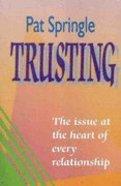 Trusting Paperback