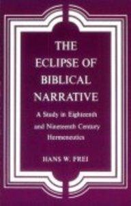 The Eclipse of Biblical Narrative