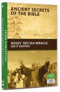 Ancient Secrets #06: Moses' Red Sea Miracle (#06 in Ancient Secrets Of The Bible DVD Series) DVD