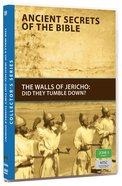 The Ancient Secrets #09: Walls of Jericho (#09 in Ancient Secrets Of The Bible DVD Series) DVD
