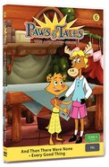 Series 1 #06 (Episodes 12,13) (#1.6 in Paws & Tales Series) DVD