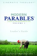 Modern Parables (Teacher's Guide) Spiral