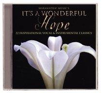 Its a Wonderful Hope Double CD