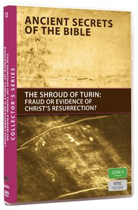 The Ancient Secrets #13: Shroud of Turin (#13 in Ancient Secrets Of The Bible Dvd Series)