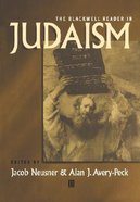The Blackwell Reader in Judaism Paperback
