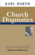 Church Dogmatics Paperback