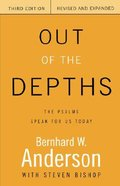 Out of the Depths (3rd Edition)