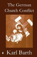 The German Church Conflict Paperback