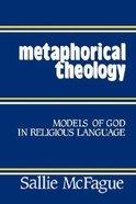 Metaphorical Theology Paperback