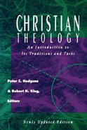 Christian Theology (Christian Theology Series)