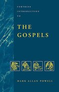 Fortress Introduction to the Gospels Paperback