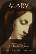 Mary (Personalities Of The New Testament Series) Paperback