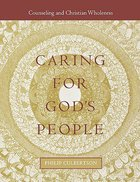 Caring For God's People Paperback