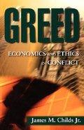 Greed Paperback