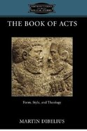 The Book of Acts (Fortress Classics In Biblical Studies Series) Paperback