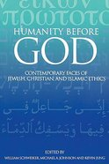 Humanity Before God Paperback