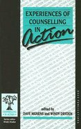 Cia Experiences of Counselling in Action Paperback