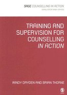 Training and Supervision For Counselling Paperback