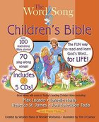 The Word & Song Bible (Book With 5 Cds) Paperback
