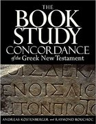 The Book Study Concordance of the Greek New Testament Hardback