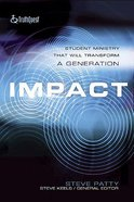 Impact (Truthquest Series) Hardback