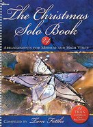 The Christmas Solo Book (Music Book)