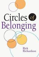 Circles of Belonging Booklet