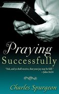 Praying Successfully Paperback