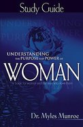 Understanding the Purpose and Power of Woman (Study Guide)