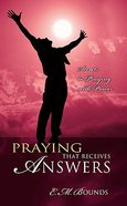 Praying That Receives Answers Paperback