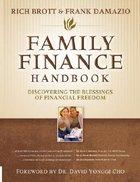 Family Finance Handbook Paperback