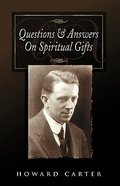 Questions and Answers on Spiritual Gifts Paperback