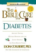 Bible Cure For Diabetes (Bible Cure Series) CD