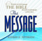 Message Complete Bible on MP3 Compact Disc CD