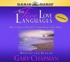 The Five Love Languages (Unabridged, 5 Cds) CD
