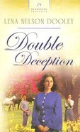 Double Deception (Heartsong Series) Paperback