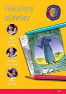 The Story of Peter (#13 in Bible Colour And Learn Series)