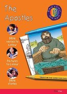 The Apostles (#19 in Bible Colour And Learn Series) Paperback