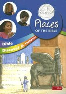 Places of the Bible (Bible Discover & Colour Series) Paperback