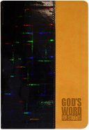 God's Word For Students Saddle Prism (Holographic) Imitation Leather