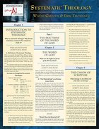 Systematic Theology Laminated Sheet eBook
