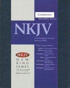 NKJV Wide Margin Reference (Red Letter Edition) Hardback