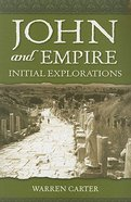 John and Empire Paperback