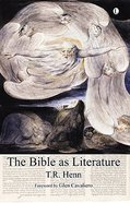 The Bible as Literature Paperback