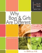 Why Boys and Girls Are Different (Girls 4-6) (Learning About Sex Series) Hardback