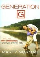 Generation G Paperback
