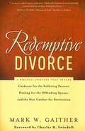Redemptive Divorce Paperback