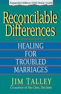 Reconcilable Differences Exp/E Paperback